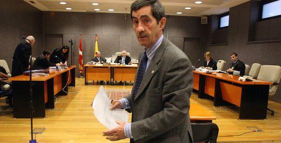 El ex jefe de la Inspección Fiscal de Bizkaia Juan Ramón Ibarra