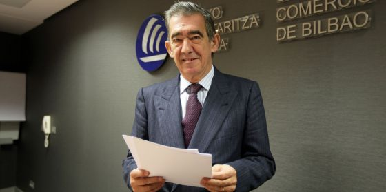 Jon Gangoiti, director de Bilbao Air.