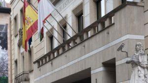 Sede del Palacio de Justicia de Bilbao