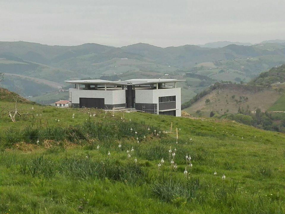 casoplon en Aia (Gipuzkoa)