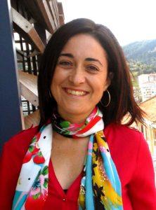 Idurre Bidaguren, alcaldesa de Bermeo (EH-Bildu).