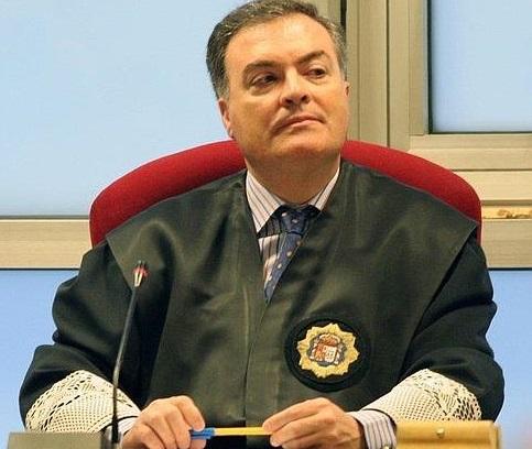 el juez Edorta Etxarandio.