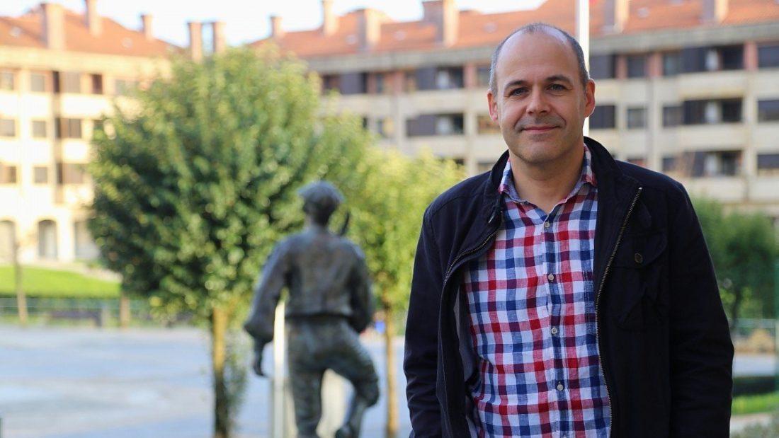 El alcalde de Iurreta, Iñaki Totorikaguena.