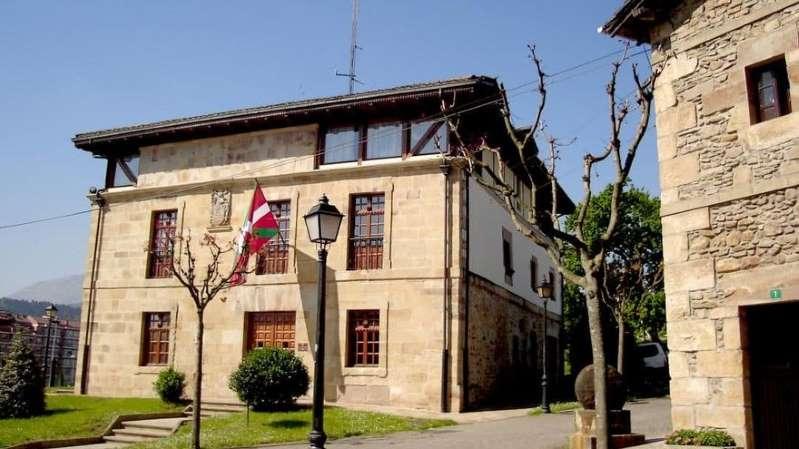 Imagen del Ayuntamiento de Iurreta.
