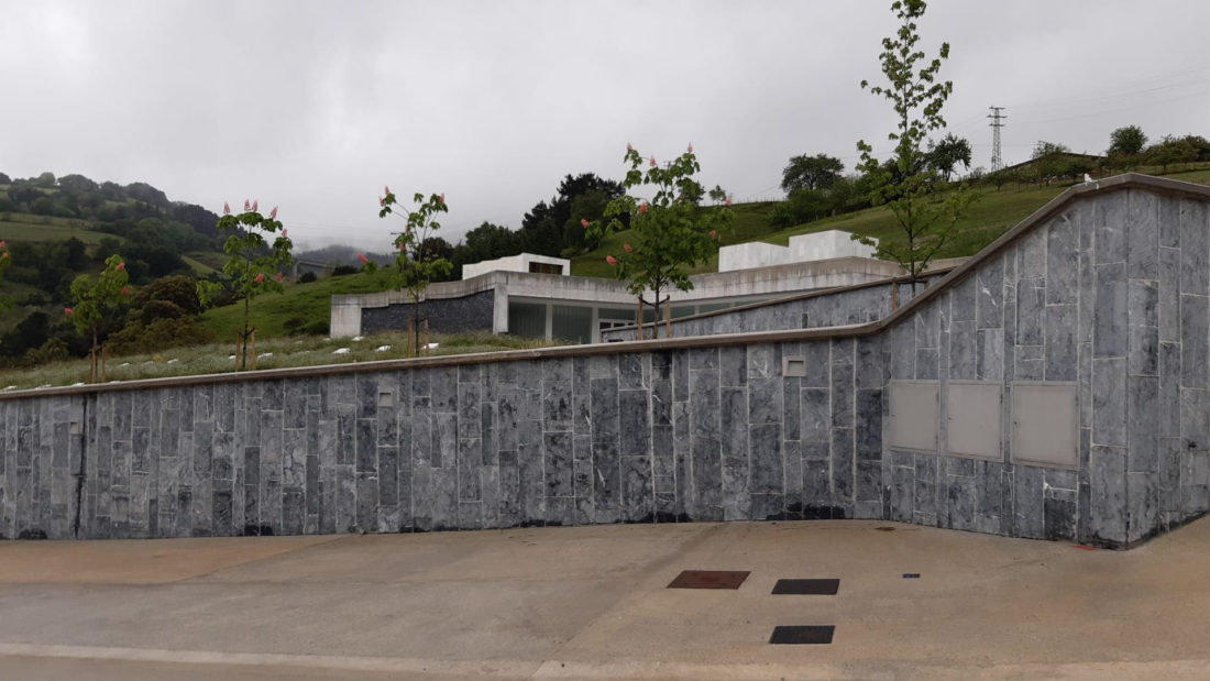 Cementerio de Deba
